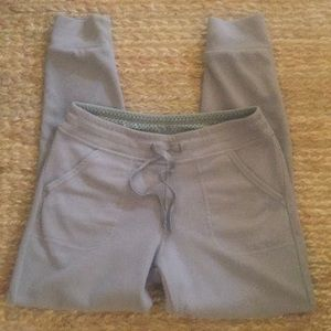 Patagonia Snap-T Fleece Pant XS Gray